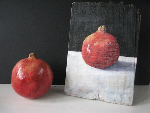 Still Life with Pomegranate.