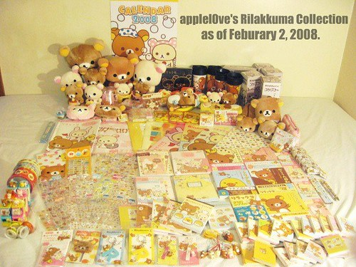 Rilakkuma Collection