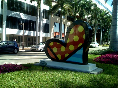 Britto in Bay Harbor Islands