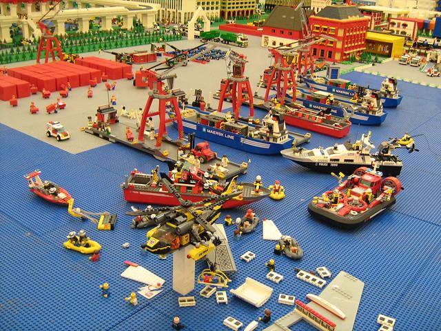 Lego city 2007 - d7f