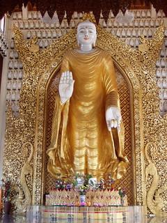 Dhammikarama Burmese Temple, Penang