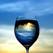 #DSCB7710- Evening Glass by crimsonbelt