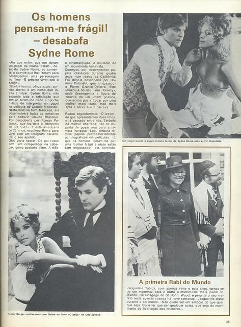 Gente, No. 89, July 22-28 1975 - 33