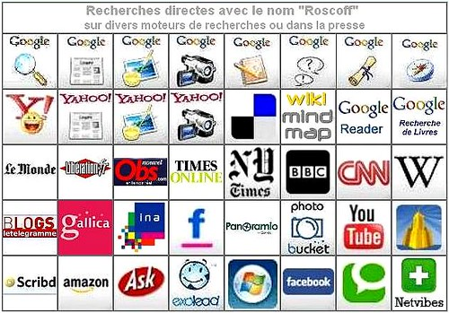 Roscoff - Finistère - France >>> Sur le Web