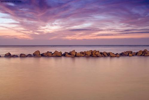 sunset sea jeddah saudiarabia justlikeheaven canoneos400d colourartaward platinumheartaward