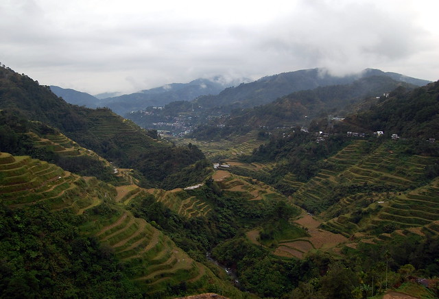 The Banaue Rice Terraces by CC user bigberto on Flickr