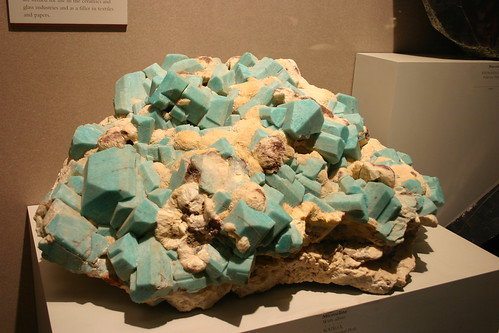 Microcline with albite