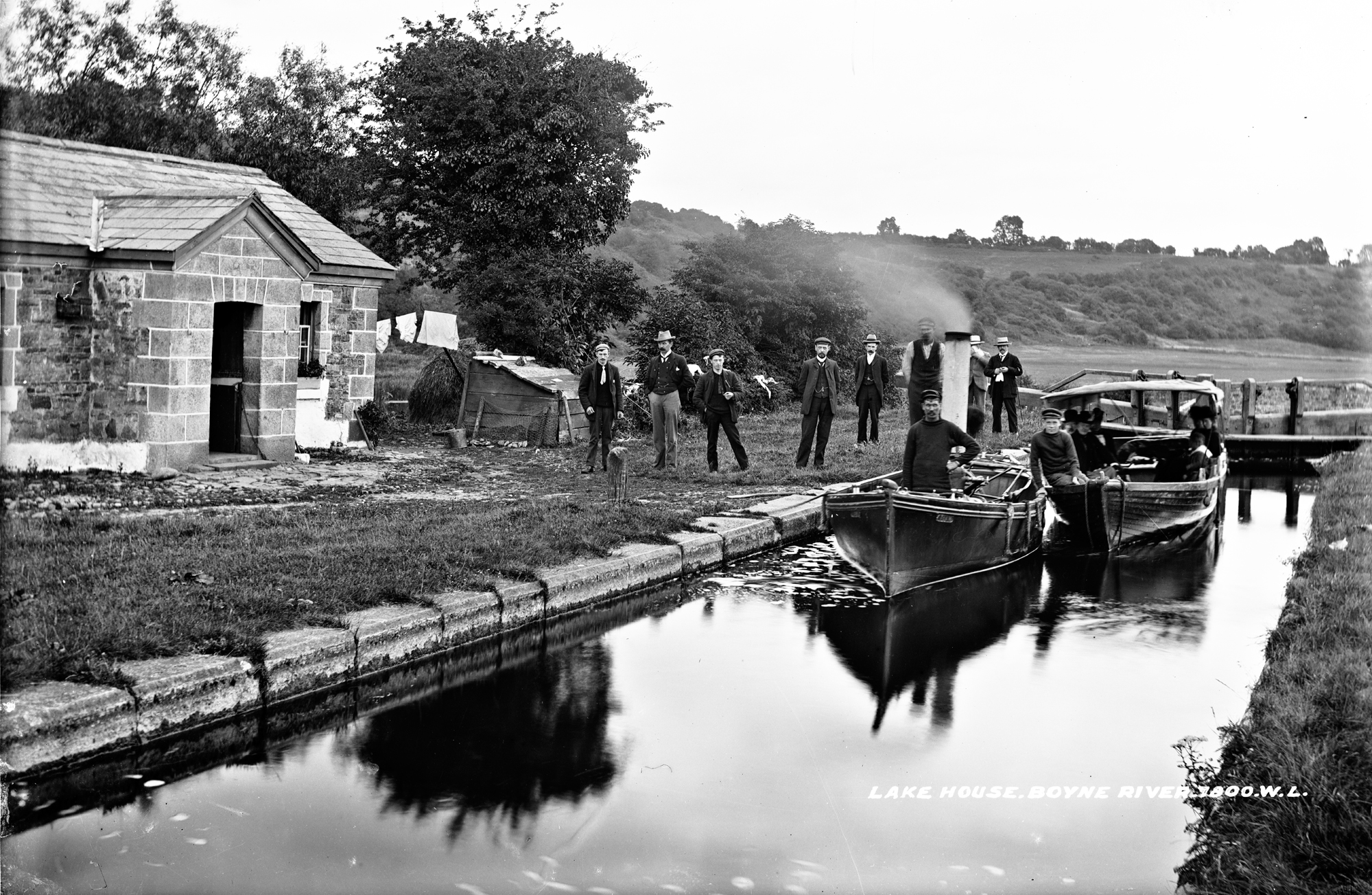 Boyne Valley: Lake House, Boyne Valley, Co. Louth