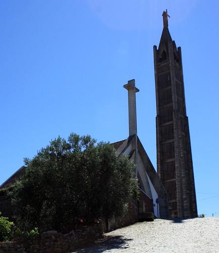 Igreja Matriz de Aldeias (torre)