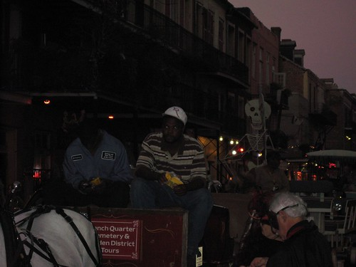 Halloween, New Orleans by Geetesh Bajaj