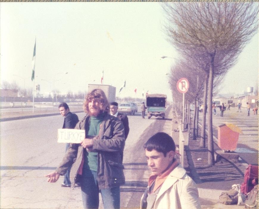 Dg.hitchhikingTeheran-Turkye