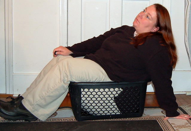 Day 2 of 365: In which I'm still a basket case