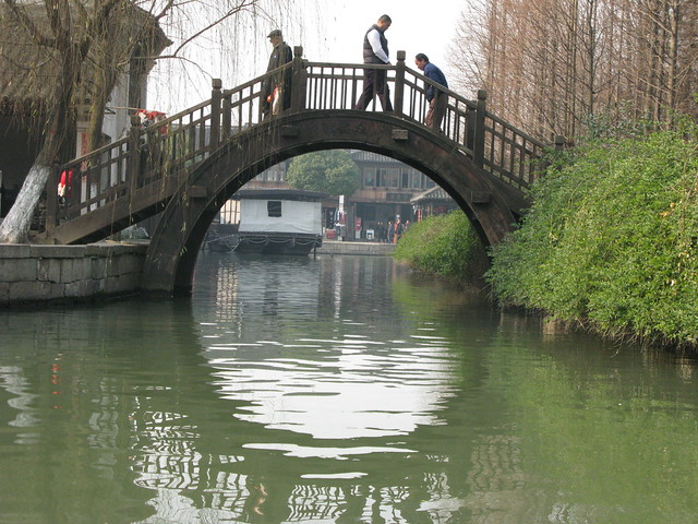 Bridge in WuZhen