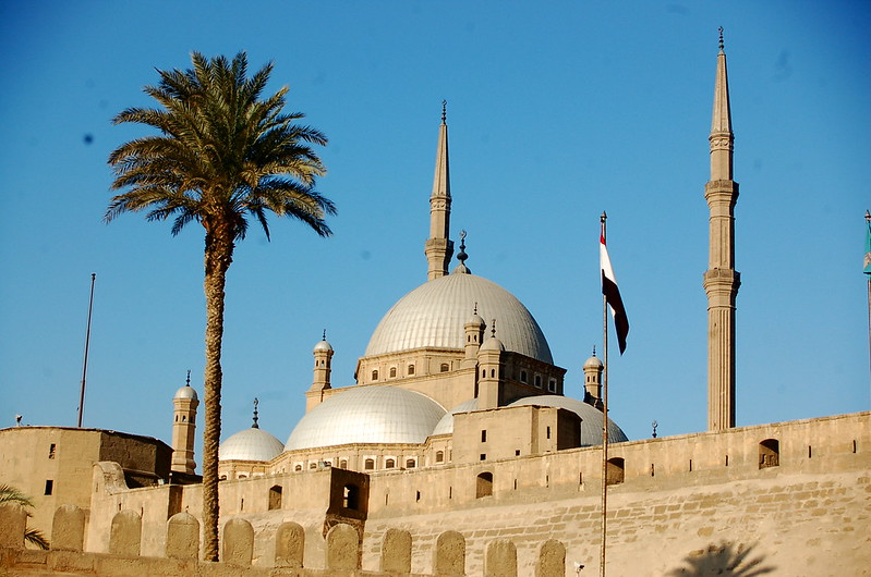 The Citadel of Saladin, Cairo