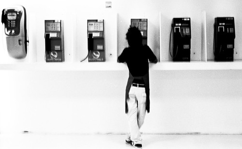 "Telephones - Bangkok ; ""City Of Angels"", by Ronn aka ""Blue"" Aldaman"