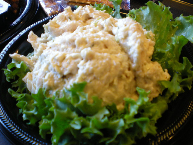 Thurs 4 17 2008 Zaxby 39 S Chicken Salad Flickr Photo