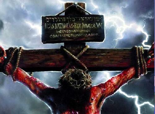 CRUZ, ESCRITO, JESUS, REI, JUDEUS