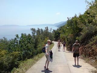 Image of Mala Skrivena Plaza Pored Belog Shingle beach. view croatia christian anders beli cres 4kmeofdragozetici