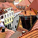 Red tiled roofs - Meissen, Germany-Enhanced a bit