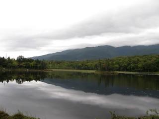 知床五湖 -- 二湖