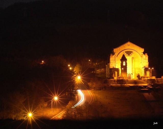 Santuario de Urkiola (BIZKAIA)
