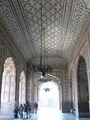 Badshai Mosque Interior