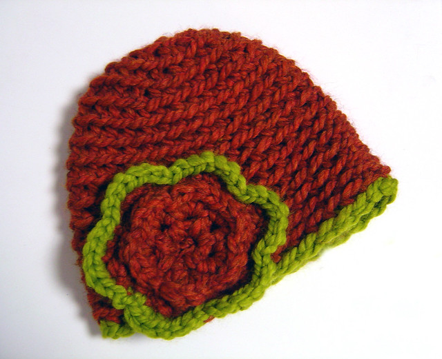 Crochet Geek - Free Instructions and Patterns: Puff Stitch Crochet Hat