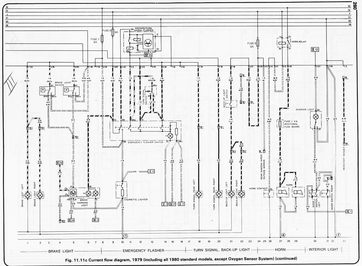 wiring diagram porsche 928