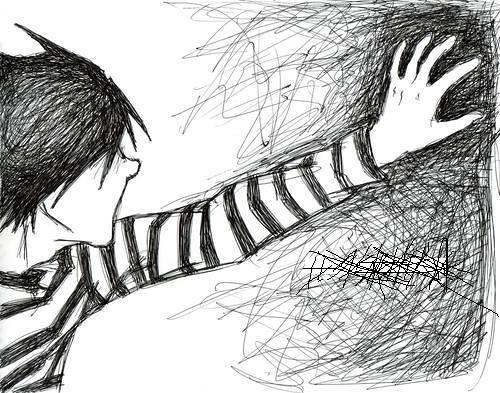 Dibujos emos a lapiz - Imagui