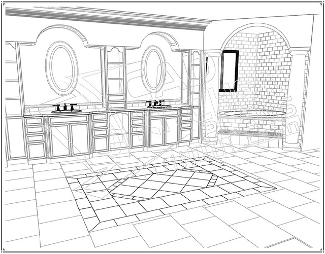 3d Autocad Drawing Flickr Photo Sharing