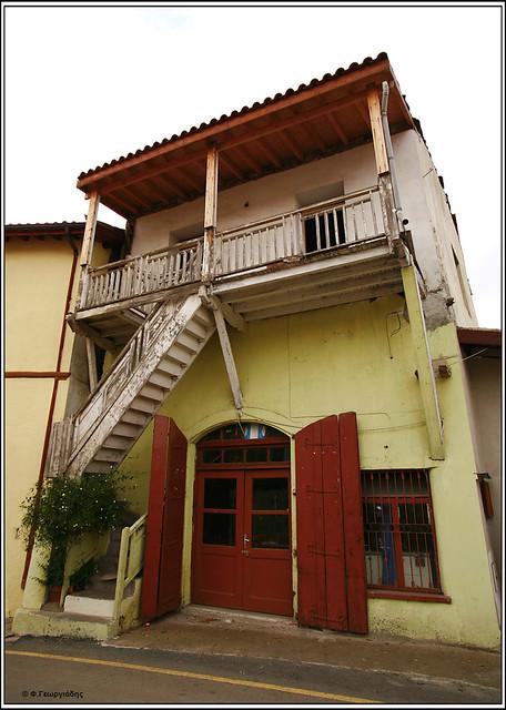 Nice old House, Evrychou village