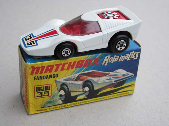 Matchbox superfast fandango 1970 39 s flickr photo sharing for Bureau cars toys r us