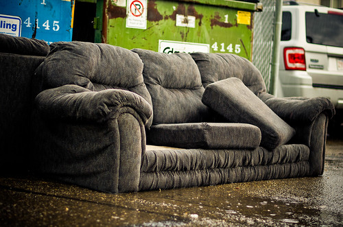 The Big Wet Couch
