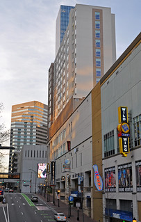 EipCenter and Aloft Hotel, Charlotte, NC