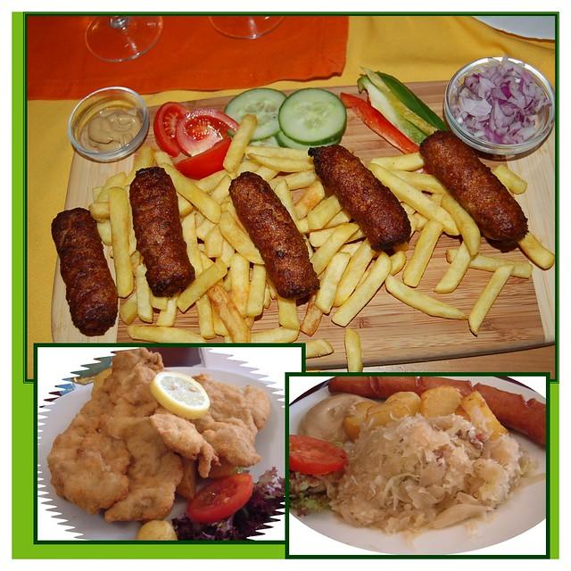 Viennese food austria vienna flickr photo sharing for Austrian cuisine vienna