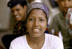 Portrait of young woman. Colombia | by World Bank Photo Collection