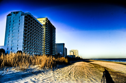 sea beach sc water photography sand south carolina condos hdr lightroom photomatix mytle tonemapped hotoshop kuyman