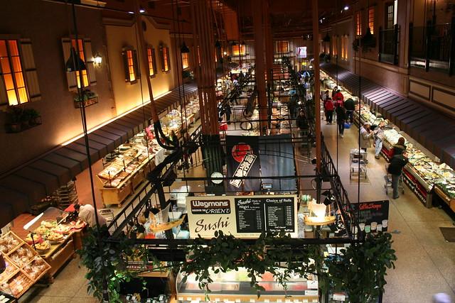 Wegmans Food Markets Income Statement