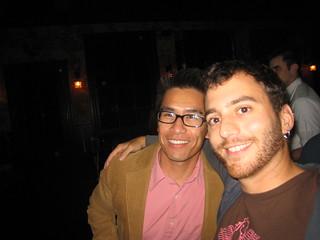 Raul and Rafi