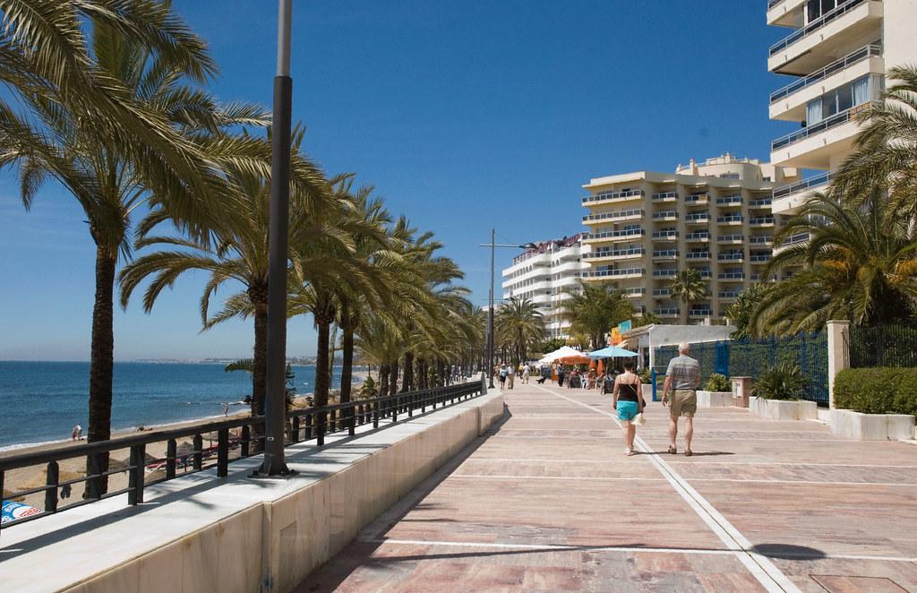Boulevard Marbella, Spain