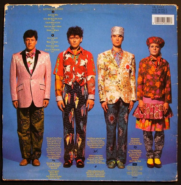 Talking Heads - Little Creatures (2)