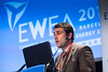Launch of TPWind Strategic Research Agenda, Jacopo Moccia by EWEA