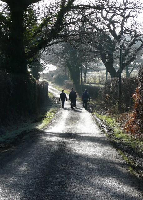 Book 3, Walk 22, Balcombe Circular (winter)