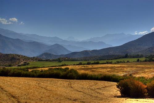 chile mountains argentina landscape photo earthquake andes aconcagua 200801