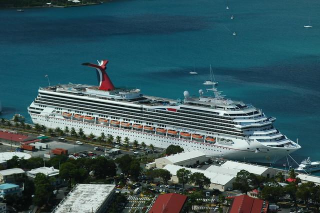 Carnival Glory - Havensight Cruise Docks St. Thomas USVI | Flickr - Photo Sharing!