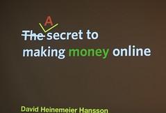making cash online