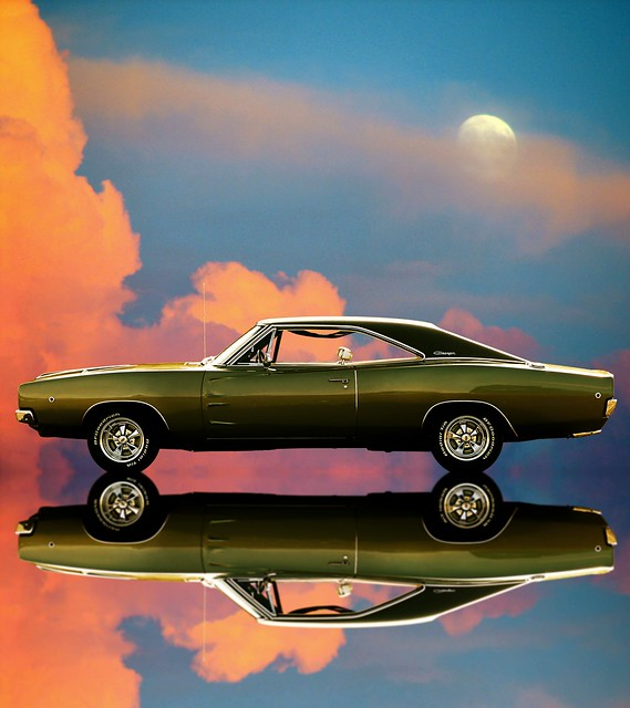 1968 Dodge Charger R/T - Touch The Sky