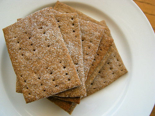 homemade grahams
