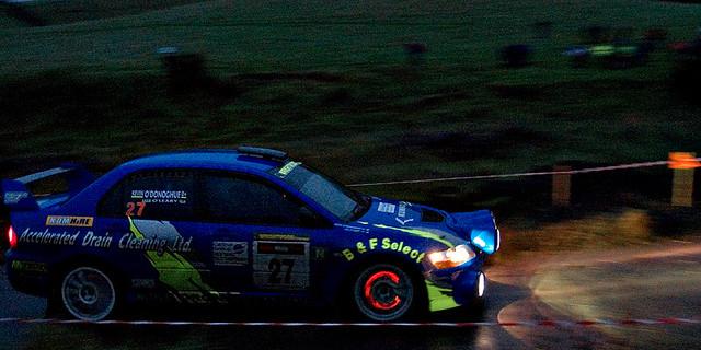 Mitsubishi Evo, Glowing Brakes