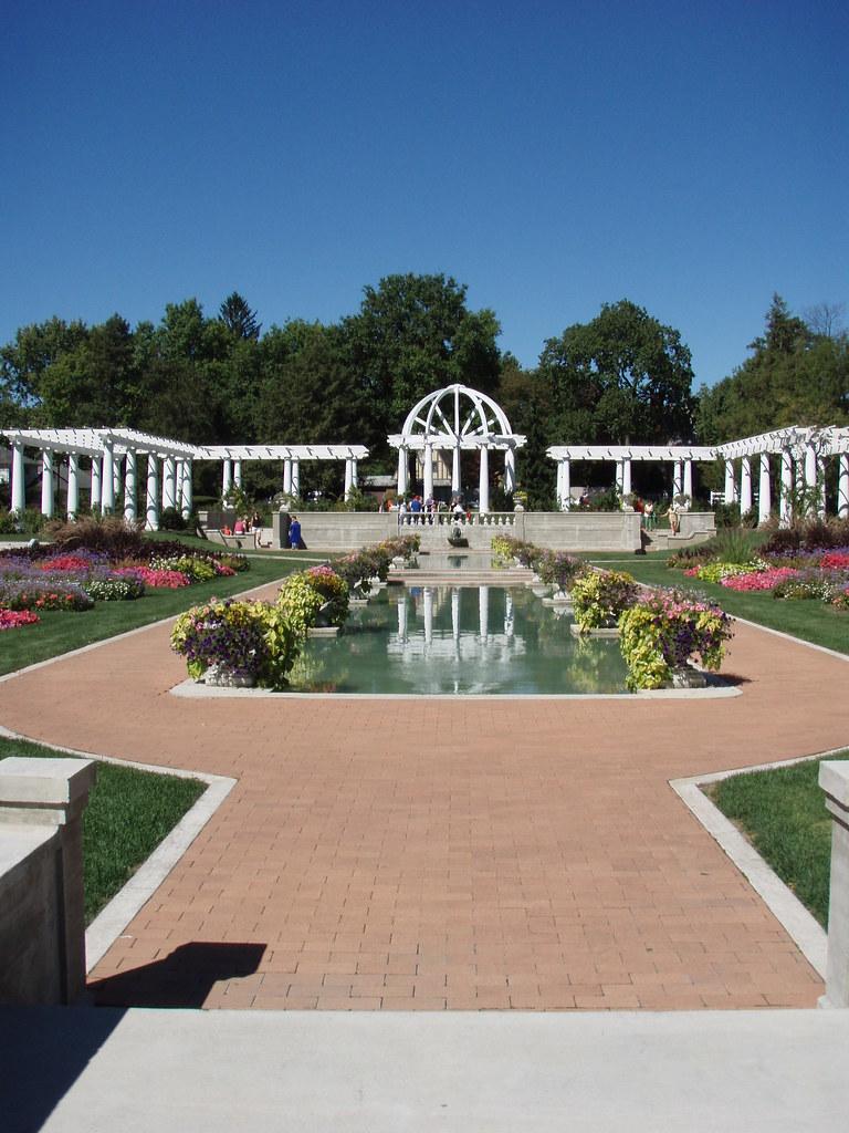 Lakeside Rose Garden Fort Wayne Indiana Flickr Photo Sharing